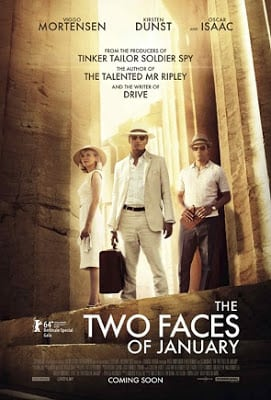 The Two Faces of January (2014) ซ่อนเงื่อนสองเงา