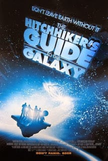 The Hitchhiker's Guide to the Galaxy (2005) คู่มือท่องกาแลกซี่