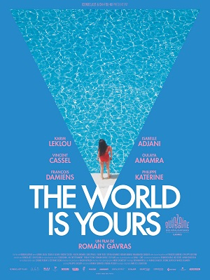 The World Is Yours (2018) หลบหน่อยแม่จะปล้น