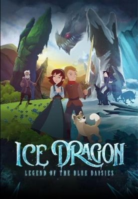 Ice Dragon- Legend of the Blue Daisies (2018)